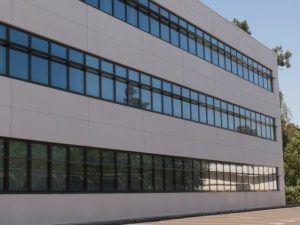 Commercial Window Cleaning in Southampton