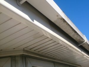 Gutter cleaning in Southampton